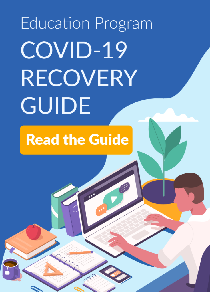 Read the Education Program COVID-19 Recovery Guide